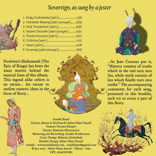Sovereign Booklet, p1